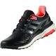 adidas Energy Boost Shoes Men core black/utility blacksolar orange